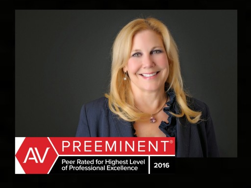 Attorney Dani Liblang Achieves AV Preeminent® Rating - the Highest Possible Rating From Martindale-Hubbell
